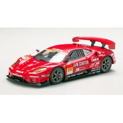 EBBRO RED LINE 44068 FERRARI F430 JIM CENTER DIXCEL ADAN N°11 1.43