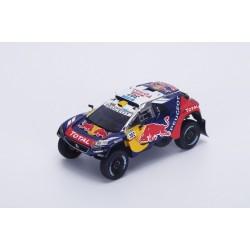 PEUGEOT 2008 DKR16 N°302 Vainqueur Dakar