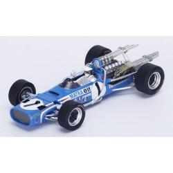 MATRA MS11 n°1 GP  F1 Monaco 1968