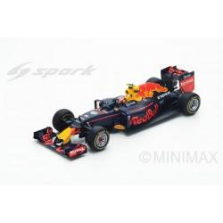 RED BULL TAG Heuer RB12 n°26 3ème GP F1
