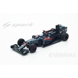 MCLAREN MP4-31 n°14 5ème GP F1  Monaco 2