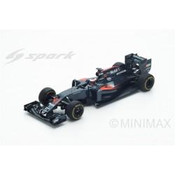 MCLAREN MP4-31 n°47 10ème GP F1 Bahrain