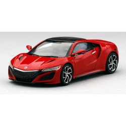 ACURA NSX 2017 Rouge (LHD)