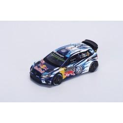 VOLKSWAGEN Polo R WRC N°1 1er M. Carlo