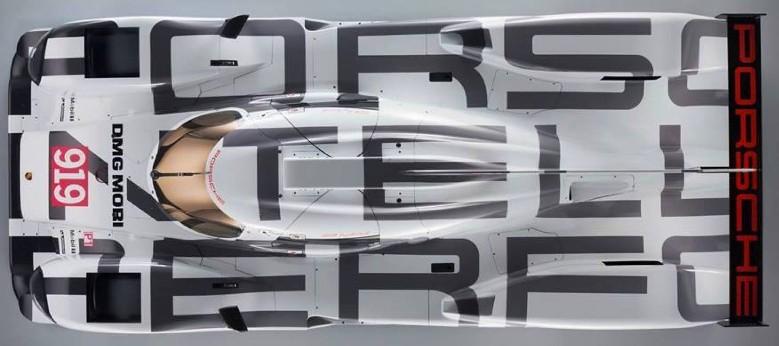 Porsche 2015