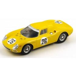 LOOKSMART LS18LM04 FERRARI 250 LM n°26 2ème Le Mans 1965