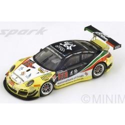 SPARK SB061 PORSCHE 997 GT3 R N°66 24H Spa 2013 A. A