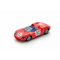LOOKSMART LSLM052 FERRARI 275P N°22 24H Le Mans 1964- G.Baghetti- U.Maglioli
