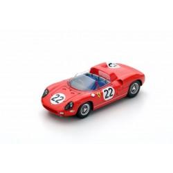 LOOKSMART LSLM064 FERRARI 250 N°22 24H Le Mans 1963- M.Parkes- U.Maglioli