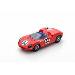 LOOKSMART LSLM065 FERRARI 250 N°23 24H Le Mans 1963- J.Surtees- W.Maresse