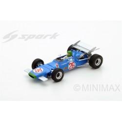 SPARK S4290 MATRA MS7 N°26 Vainqueur GP Allemagne F2 1969- Henri Pescarolo