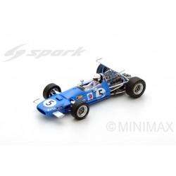 SPARK S5381 MATRA MS10 N°5 2ème GP Italie 1968 - Johnny Servoz-Gavin
