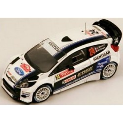 SPARK S3365 FORD FIESTA RS WRC MC 2013 N°24