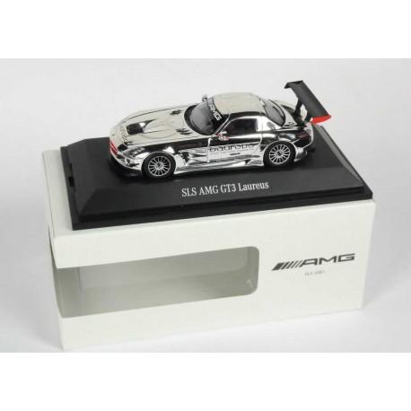 SPARK B66963962 MERCEDES-BENZ SLS AMG GT3 LAUREUS 1.43