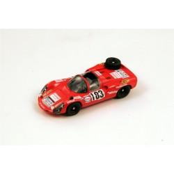 SPARK S3476 PORSCHE 910 N°183 Tour de France 1969