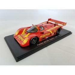 SPARK PD04311008 PORSCHE 962 Momo N°30 24H Daytona 1990 Bell Dickens Moretti 1.43