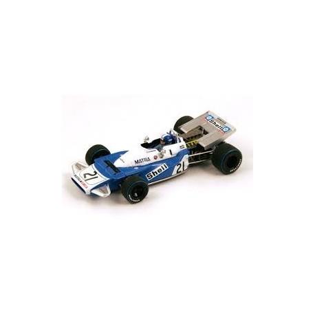 SPARK S1593 MATRA MS120B N°21 GP F1 Monaco 1971 Jean