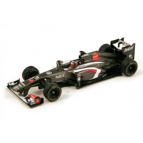 SPARK S3057 SAUBER C32 F1 2013 N°11