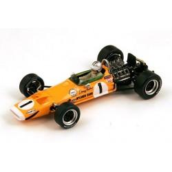 SPARK S3109 MC LAREN M7A N°1 1er GP F1 Italie 1968 D