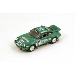 SPARK SF035 PORSCHE 911 N°221 Dakar 1988 Jabouille -