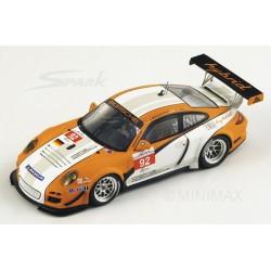 PORSCHE 997 GT3 R HYBRID ILMC 2010 N°92