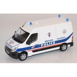 ELIGOR 115030 RENAULT MASTER POLICE BRIGADE FLUVIALE 1.43