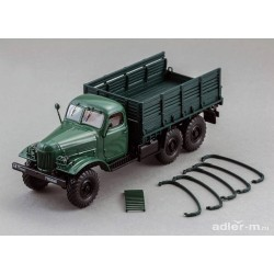 DIP MODELS 115702 ZIL-157K '1961 without winch