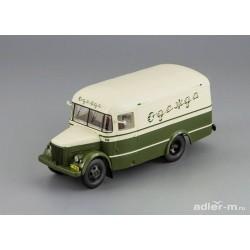 DIP MODELS 166102 PAZ-661 '1957 Delivery Van