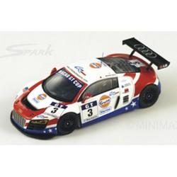 SPARK SA007 AUDI R8 LMS GT3 N°3 3ème Macau GT Cup 2