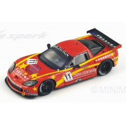 SPARK SA011 CORVETTE Z06 FIA GT1 2011 N°11