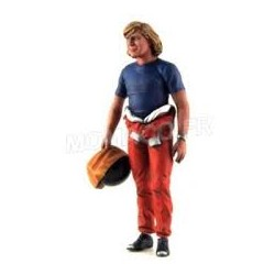 FLM118024P1 FIGURINE JAMES HUNT