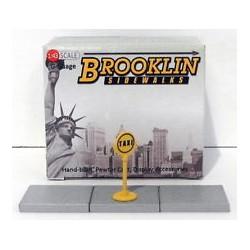 BRROKLIN BSW12 TAXI SIGN