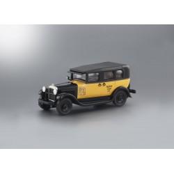 BROOKLIN BML19 GMC TAXI CAB 1930 JAUNE 1.43