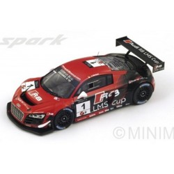 SPARK SA048 AUDI R8 LMS N°1 1er City Of Dreams Macau