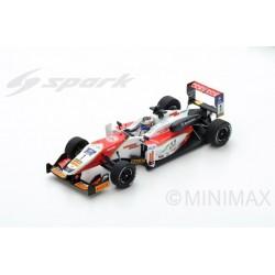 SPARK SA119 DALLARA F3 SJM Theodore Racing by Prema Powerteam 2ème GP Macau 2016-