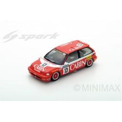 SPARK SA124 HONDA Civic EF3 N°13 1er Grp3 Macau Guia Race 1988-