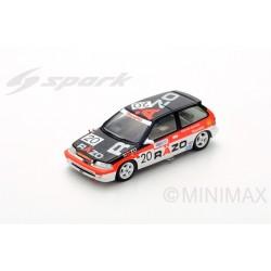 SPARK SA125 HONDA Civic EF3 N°20 1er Grp3 Macau Guia Rce 1989-