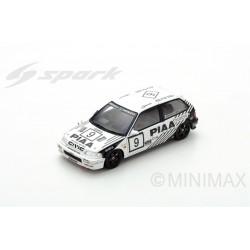 SPARK SA129 HONDA Civic EF9 N°9 2ème Grp3 Macau Guia Race 1990- Koji Sato (300 ex)