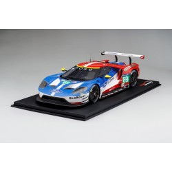 TOP SPEED TS0065 FORD GT N°69 3ème LMGTE Pro 24H Le Mans -Ford Chip Ganassi Team USA (999 ex)