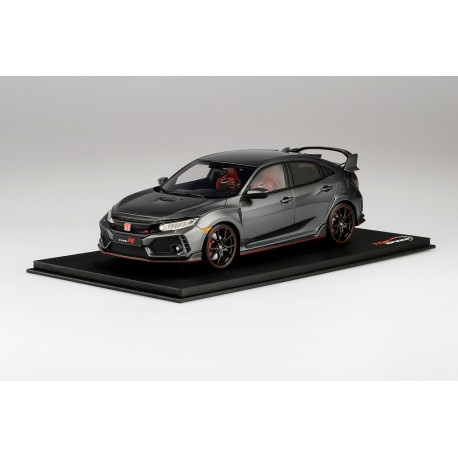 TOP SPEED TS0153 HONDA Civic Type R Polishd Metal Metallic (LHD)
