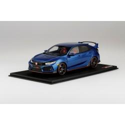 TOP SPEED TS0155 HONDA Civic Type R Aegean Blue Metallic (LHD)