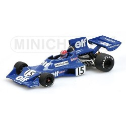MINICHAMPS 400750015 TYRRELL FORD 007 1975 No15 JABOUILLE 1.43