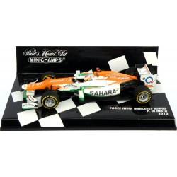 MINICHAMPS 410120011 FORCE INDIA  F1 2012 P.DI RESTA 1.43