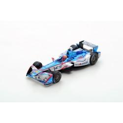 SPARK S5908 AMLIN Andretti Formula E Team n°27 Rd1 Hong Kong 2016 Robin Frijns