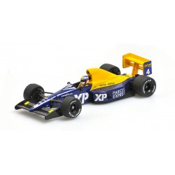 MINICHAMPS 400890004 TYRRELL Ford 018 1989 JEAN ALESI GP FRANCE 1.43