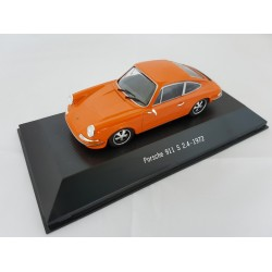 PORSCHE COLLECTION 7114010 PORSCHE 911 S 2.4 1972 ORANGE 1.43