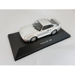PORSCHE COLLECTION 7114013 PORSCHE 959 1986 ARGENT 1.43