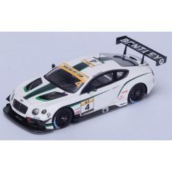 SPARK SA084 BENTLEY Continental GT3 N°4 10ème Macau