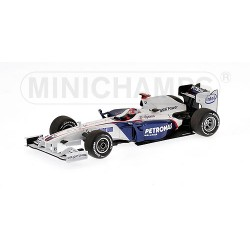 MINICHAMPS 400090005 BMW SAUBER F1 2009 No5 KUBICA 1.43