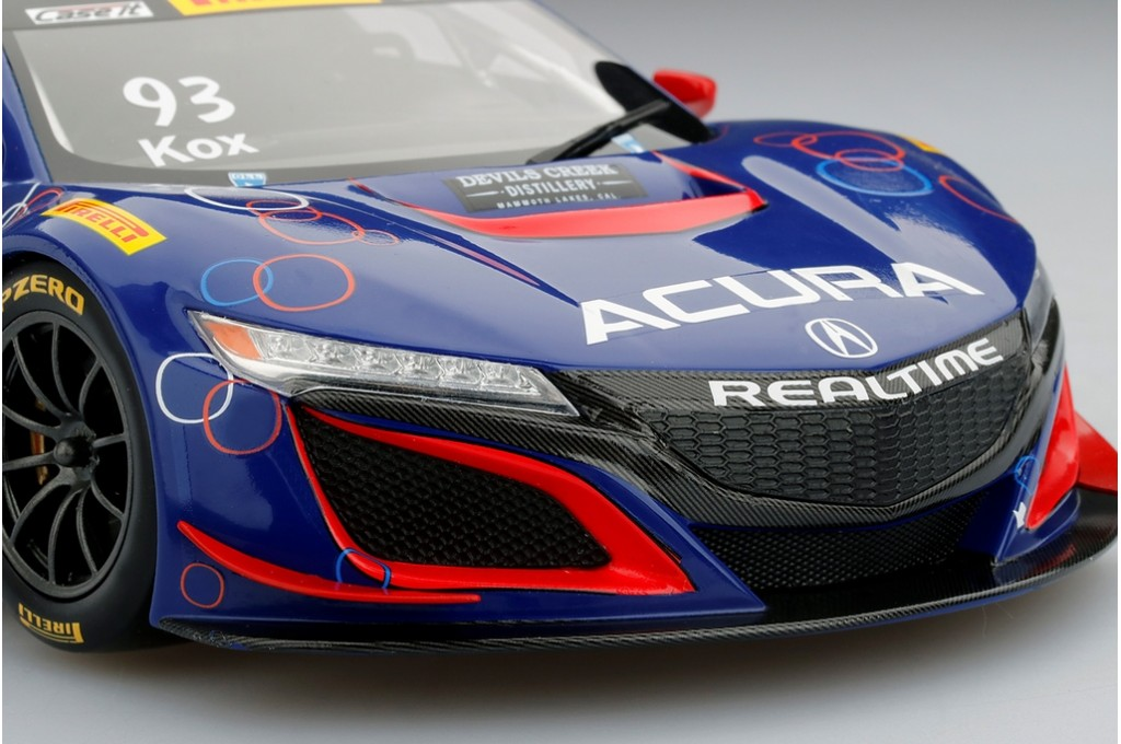 TOP SPEED TS0163 ACURA NSX GT3 N°93